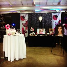 Our Mary Kay Expo Booth