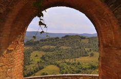 Murlo, Tuscany.