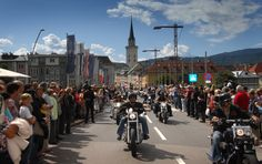 H-D European Bike Week | Faaker See, Austria
