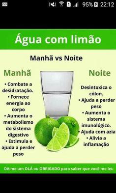 Healthy Food Options, Healthy Recipes, Bebidas Detox, Creme, Juice, Fruit, Lemon Lime Water, Medicinal Herbs, Medicinal Plants