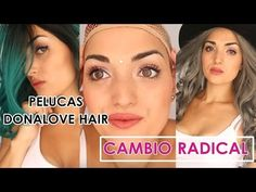 WIGS: UNBOXING NUEVAS PELUCAS DONALOVE HAIR