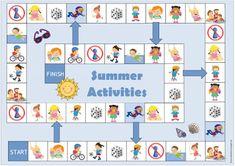 """Ideenreise: Materialpaket """"Summer Activities"""""""