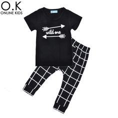 http://babyclothes.fashiongarments.biz/  Boy Clothing Sets Summer Cartoon Arrow Kids Clothing Set 2017 Letter Wild One T Shirt+Plaid Pant 2pcs Toddler Girls Clothing Set, http://babyclothes.fashiongarments.biz/products/boy-clothing-sets-summer-cartoon-arrow-kids-clothing-set-2017-letter-wild-one-t-shirtplaid-pant-2pcs-toddler-girls-clothing-set/,       USD 13.98-15.38/pieceUSD 5.00-13.13/pieceUSD 11.18/pieceUSD 13.93-15.33/pieceUSD 11.88-13.28/pieceUSD ...,                  USD…
