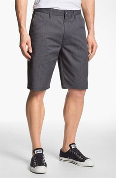 Volcom Modern Chino Shorts available at Nordstrom