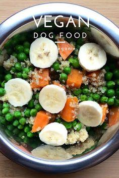 Vegan Dog Food Vegan Dog Food, Food Dog, Make Dog Food, Homemade Dog Food, Dog Treat Recipes, Healthy Dog Treats, Dog Food Recipes, Healthy Recipes, Dog Nutrition