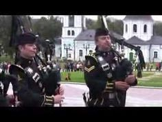 Real Scotland bagpipers-wee gillis