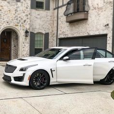 Owner - @zero2sixty.revolution #ctsvnation Cts V Wagon, Cadillac Cts V, Car Goals, S Car, Revolution, Classic Cars, Boss, Muscle, Dreams
