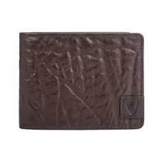 Hidesign Elephant Rfid-blocking Bifold Wallet