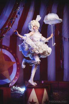 Doll - Kuroshitsuji by Pugoffka-sama Black Butler- Book Of Circus. #Circus
