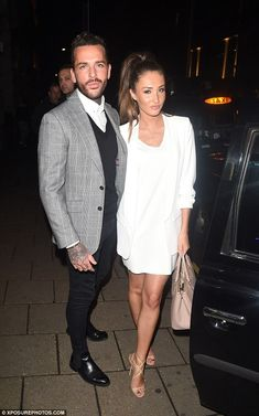Megan McKenna and Pete Wicks look as though their burgeoning relationship is going from strength to strength as they stepped out in London on Sunday night