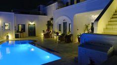 Antelys suites Santorin