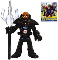 Black Manta Blind Bag Fisher Price Imaginext DC Super Fri...