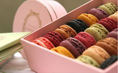 I will learn how to bake this macaroons one day!