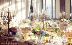 Melissa Andre Events - Keith + Darcy wedding catered by Couture Cuisine, florals by Stemz Wedding Event Planner, Wedding Events, Wedding Reception, Weddings, Wedding Book, Our Wedding, Toronto Wedding, Indoor Wedding, Luxury Wedding