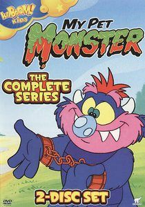 My Pet Monster...my brother and i used to love this