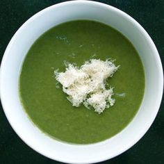 Fresh & Bright Spinach Soup: Spinach Soup