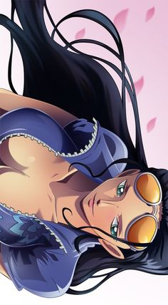 One piece Nico Robin anime art,so beautiful One Piece Gif, One Piece Anime, Cosplay One Piece, One Piece New World, One Piece Crew, One Piece Figure, One Piece Fanart, One Piece Luffy, Nico Robin
