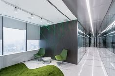 Incanto Offices by IND Architects Moscow  Russia