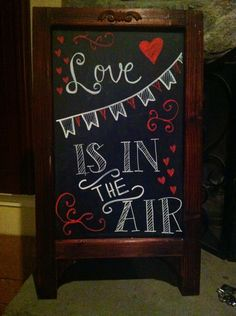 Valentine Chalkboard Art - Yahoo Image Search Results