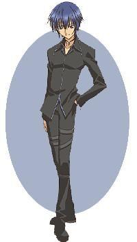 Ikuto Tsukiyomi (月詠イクト, Tsukiyomi Ikuto) is one of the main characters in the anime and manga series Shugo Chara!.