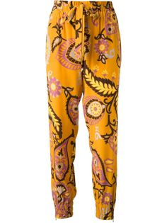 Trousers GUCCI  #inthegarden #flowers #trend #woman à#apparel #accessories #style #fashion #spring #summer #collection #gucci