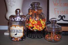Jar decor idea