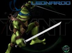 Leonardo TMNT movie