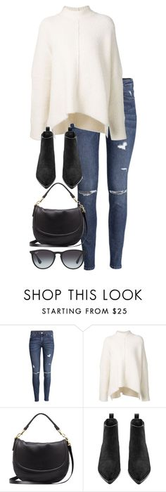 """Untitled #2997"" by elenaday on Polyvore featuring H&M, URBAN ZEN, Mulberry, Acne Studios and Ray-Ban"