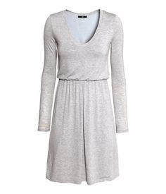 Jerseykleid   H&M