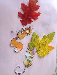 * * * The suggestion box of the * * * workshop: Escap / Activities For Kids, Crafts For Kids, Arts And Crafts, Diy Drawer Dividers, Suggestion Box, Leaf Silhouette, Dollar Store Hacks, Diy Drawers, Autumn Crafts