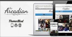 Deals The Arcadian Responsive WordPress ThemeWe provide you all shopping site and all informations in our go to store link. You will see low prices on