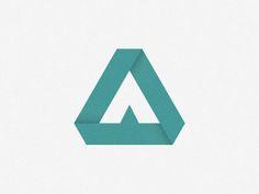 25+ Amazing Examples of Origami Inspired Logo Designs