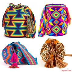 Wayuu Mochilla Bag Nasıl Yapılır? 3