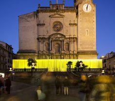 The Shadows of Sant Esteve,© Eugeni Bach