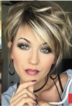 Trending Hairstyles 2019 – Short Layered Hairstyles is a romantic and soft style that is very easy to maintain as it dwells around the natural Related Best Short Hairstyles For 201963 Ideas For Haircut Short Pixie Chic Fine HairSoft Blunt Bobby - Trending Hairstyles, Latest Hairstyles, Short Hairstyles For Women, Bob Hairstyles, Short Layered Hairstyles, Short Layered Bobs, Hairstyles For Fine Hair, Short Hairstyles For Thin Hair, Short Haircuts With Bangs