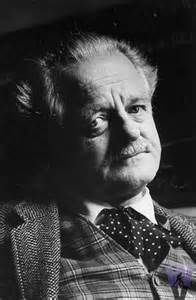 Kenneth Rexroth - not really a true Beat poet, but the greatest of the San Fran Renaissance