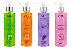 20 #Produkttester mit eigenen Blog für #SBC Skincare Gel-Set gesucht