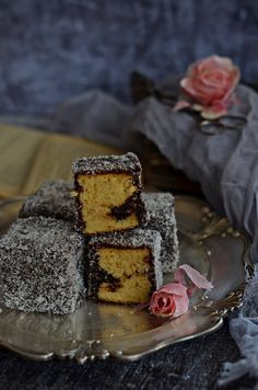 Hungarian Cake, Party Snacks, Sweet Life, Cake Cookies, Panna Cotta, Cupcake, Food And Drink, Sweets, Baking