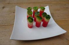 Wassermelone-Sticks