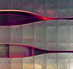 The Park Hotel / Skidmore Owings & Merrill https://www.pinterest.com/AnkAdesign/abstract-piece-of-tecture/