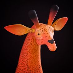 AVAILABLE NOW: Mr. Mitote's Oaxacan Alebrije Wood Sculpture!