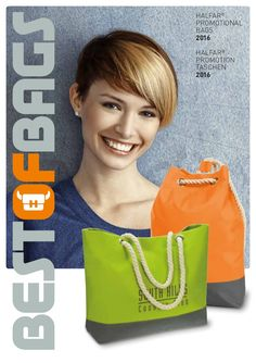 Halfar promotional bags