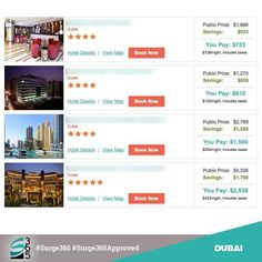 We Dare You To Try, To Beat Our Prices To Dubai Splurge Of The Day: Dubai....Your Price $1,270.00 OUR PRICE $612 ! We Only Pay $612.00 Now, Look Down, Go ahead... LOOK AT THE SAVINGS, Just Look We've Been Trying To Tell You, So NOW WE ARE SHOWING YOU WHY WE TAGGED YOU ! Dubai is a HOT SPOT. A Dream Destination, The Place To Be. It represents Wealth. Our Membership Club gets you THERE...... Join Today! LIVE YOUR TRAVEL DREAMS www.surgewithpride.com