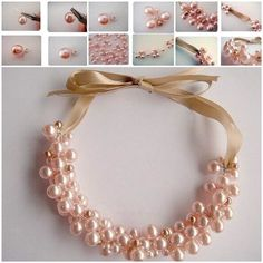 Diy Jewelry With Pearls#Fashion#Trusper#Tip