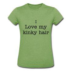 I <3 my hair!