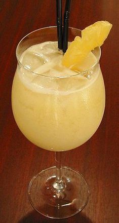 Pina Colada Cocktail maken