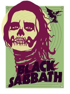 BLACK SABBATH FAN ART