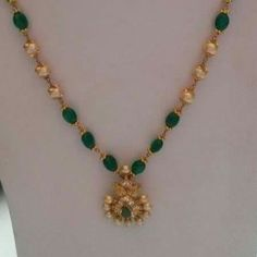 Gold Jewelry In Egypt Info: 4851074636 Real Gold Jewelry, Gold Jewelry Simple, Gold Jewellery Design, Bead Jewellery, Pearl Jewelry, Bridal Jewelry, Beaded Jewelry, Pearl Necklace Designs, India Jewelry