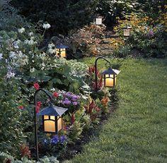 Cool Garden Lighting Designs