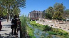 Ayuntamiento de Granada: Naturalizar el río Genil en Granada
